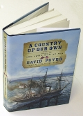 A COUNTRY OF OUR OWN - A NOVEL OF THE CIVIL WAR AT SEA