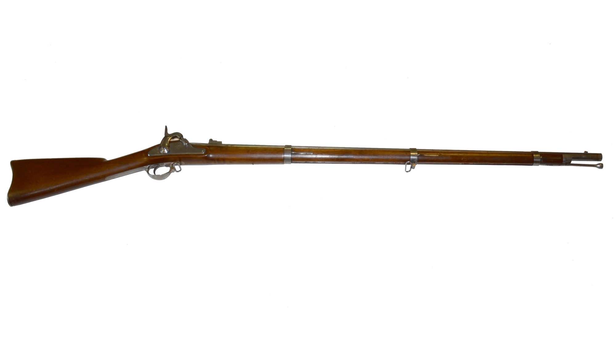MODEL 1861 U.S. PERCUSSION RIFLE - MUSKET