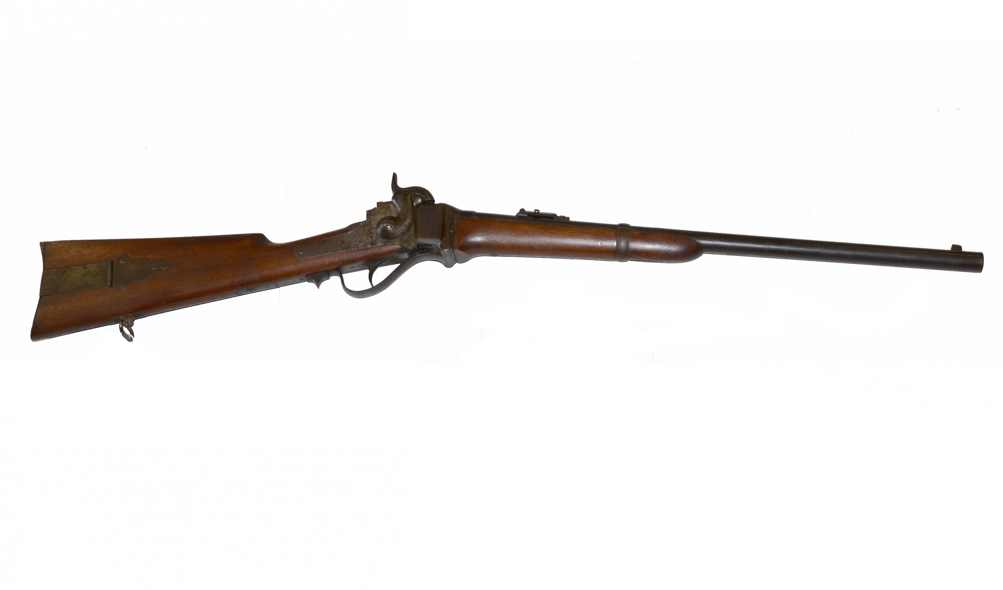 NAVY CONTRACT SHARPS NEW MODEL 1859 CARBINE WITH IRON FURNITURE
