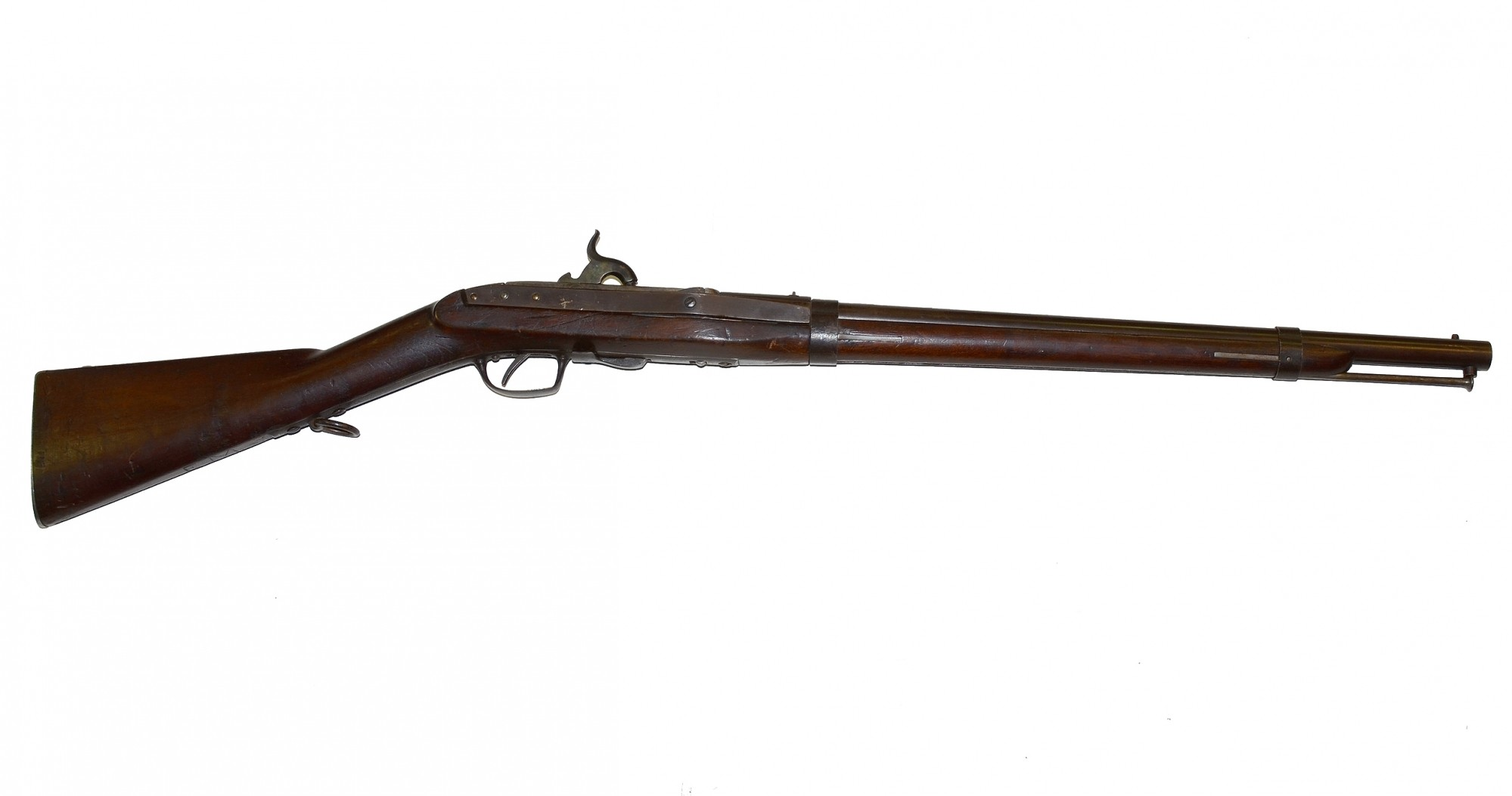 US M1840 HALL-NORTH PERCUSSION CARBINE, TYPE 2
