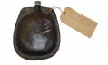 LEATHER CANTEL PATENT CANTEEN ID'D TO 12TH NEW HAMPSHIRE SOLDIER