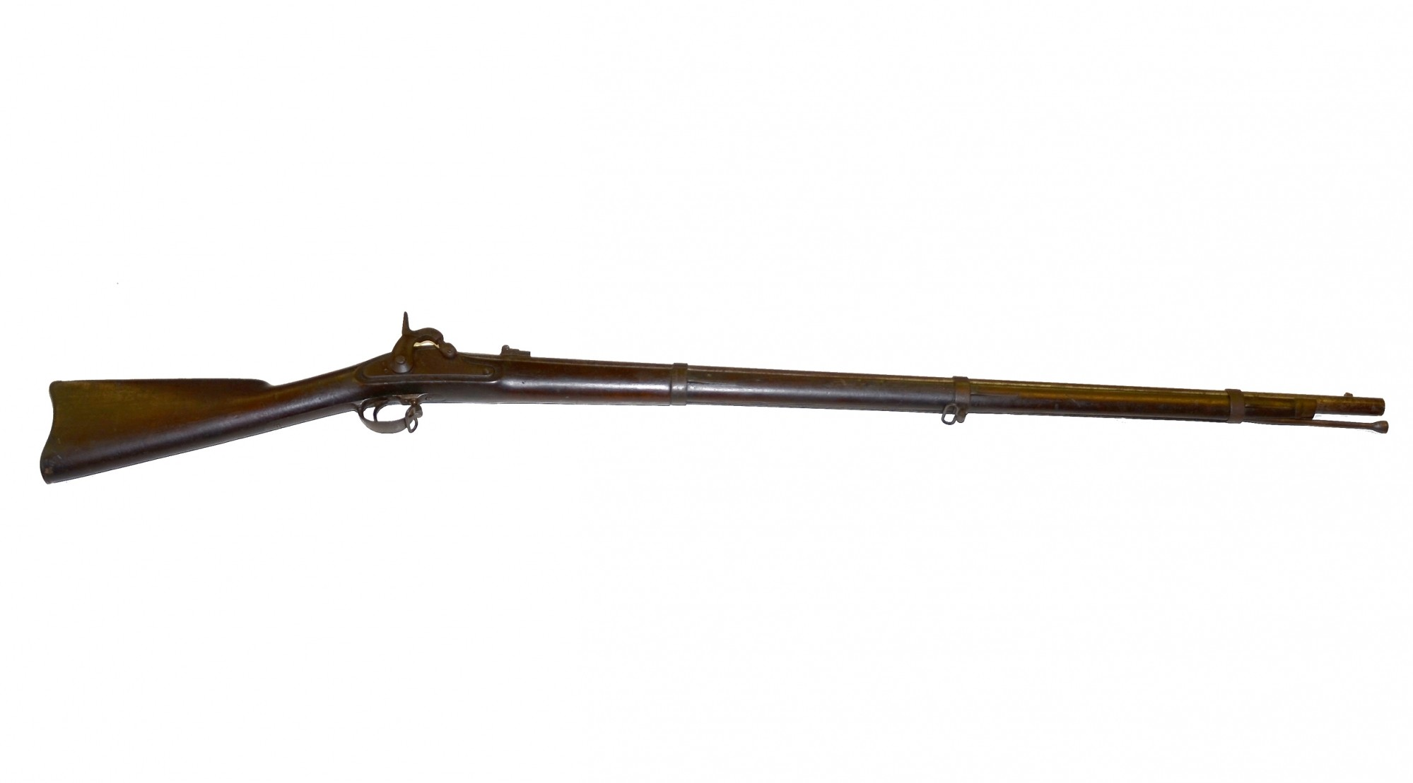MODEL 1861 U.S. SPRINGFIELD MUSKET DATED 1861