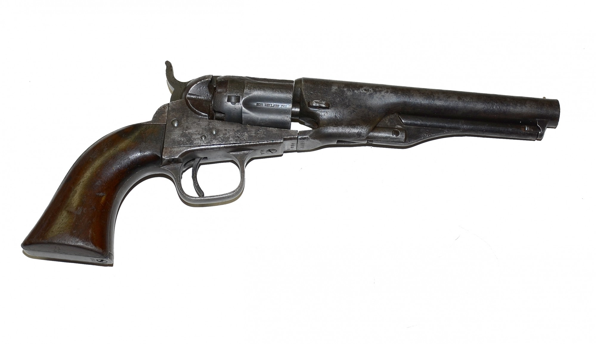 COLT MODEL 1862 POLICE REVOLVER WITH MATCHING NUMBERS