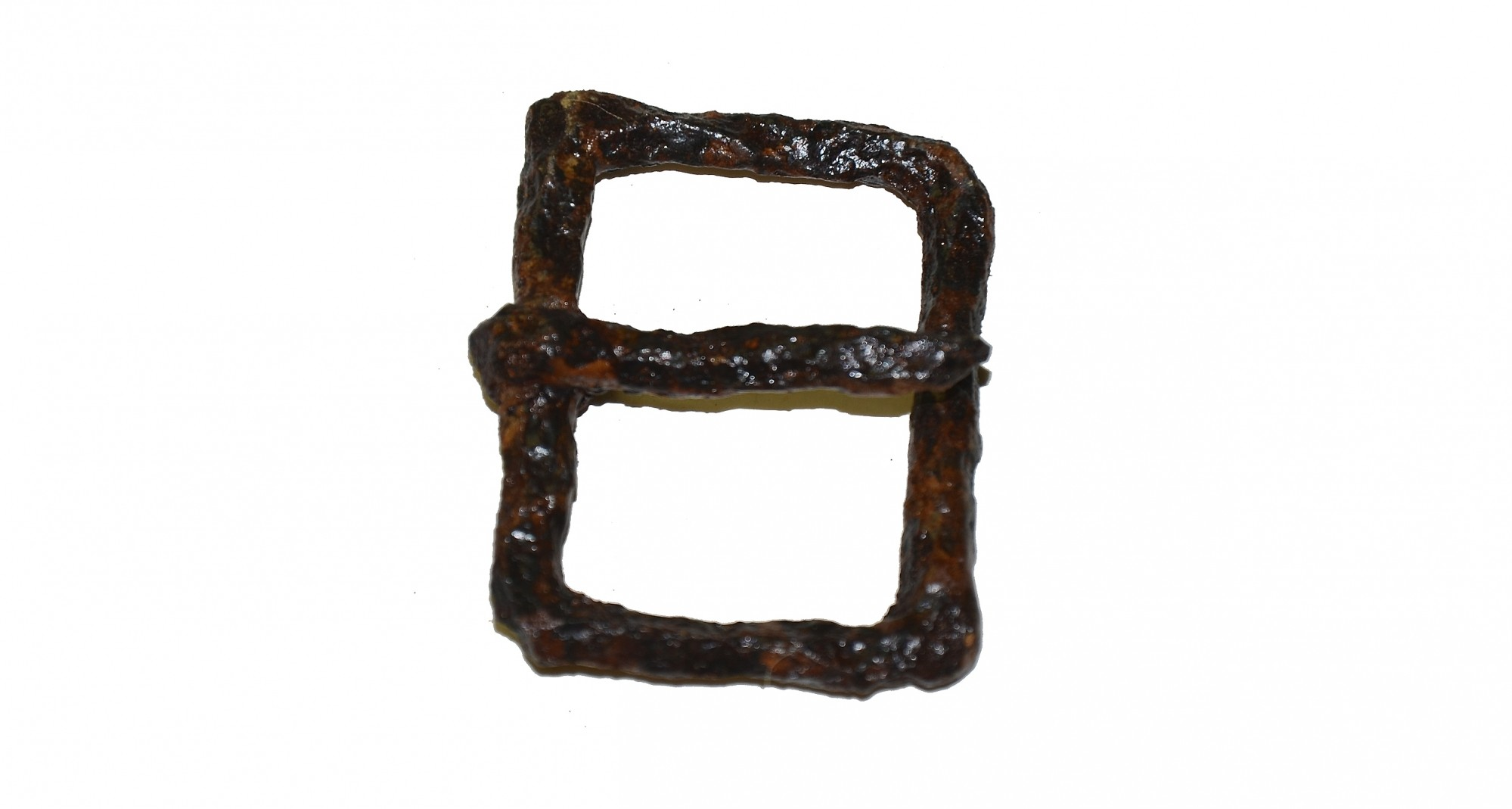 HARNESS BUCKLE FROM GETTYSBURG
