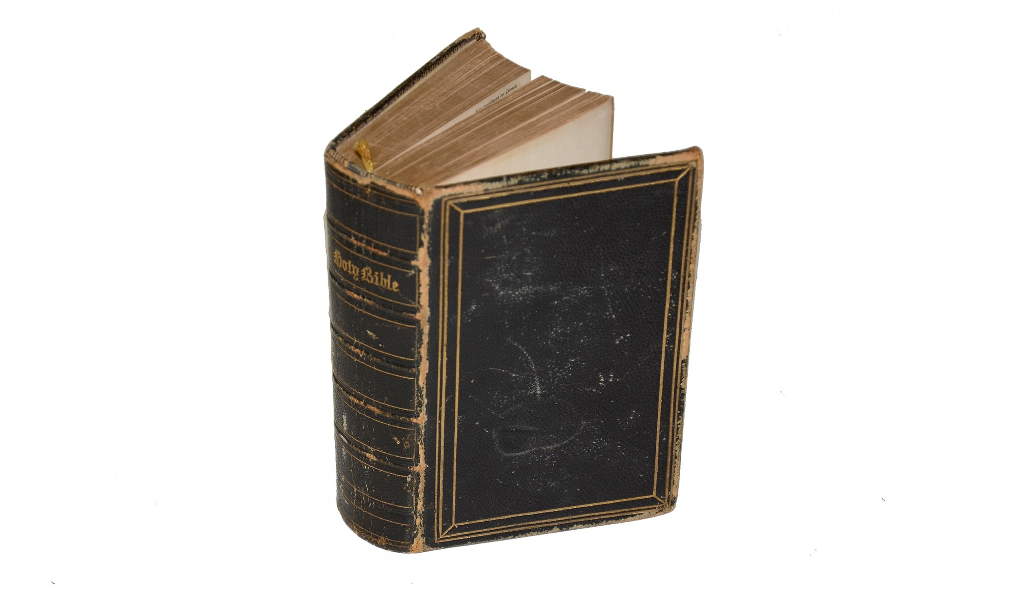 1860 DATED BIBLE