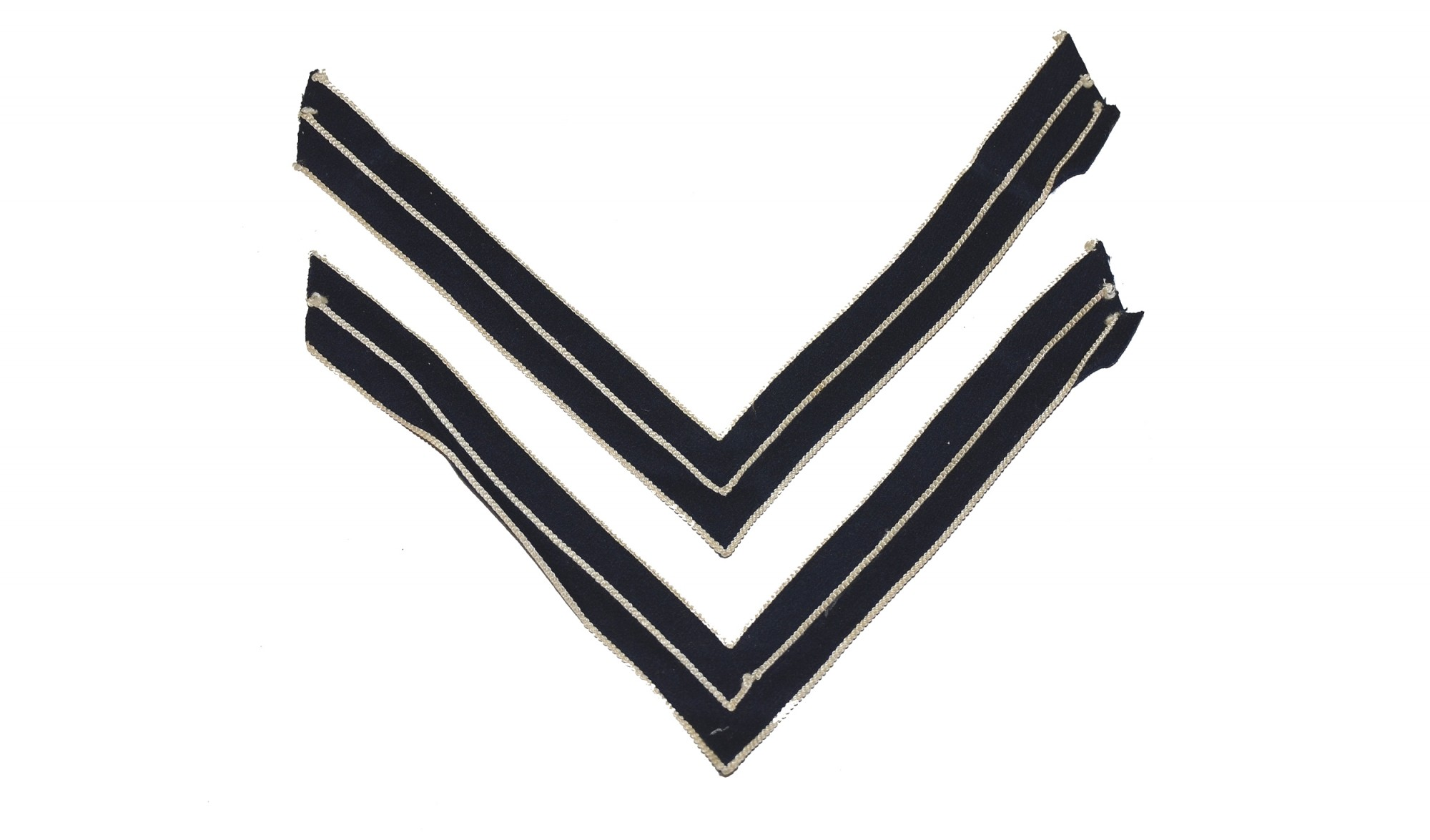 1902 INFANTRY CORPORAL'S CHEVRONS