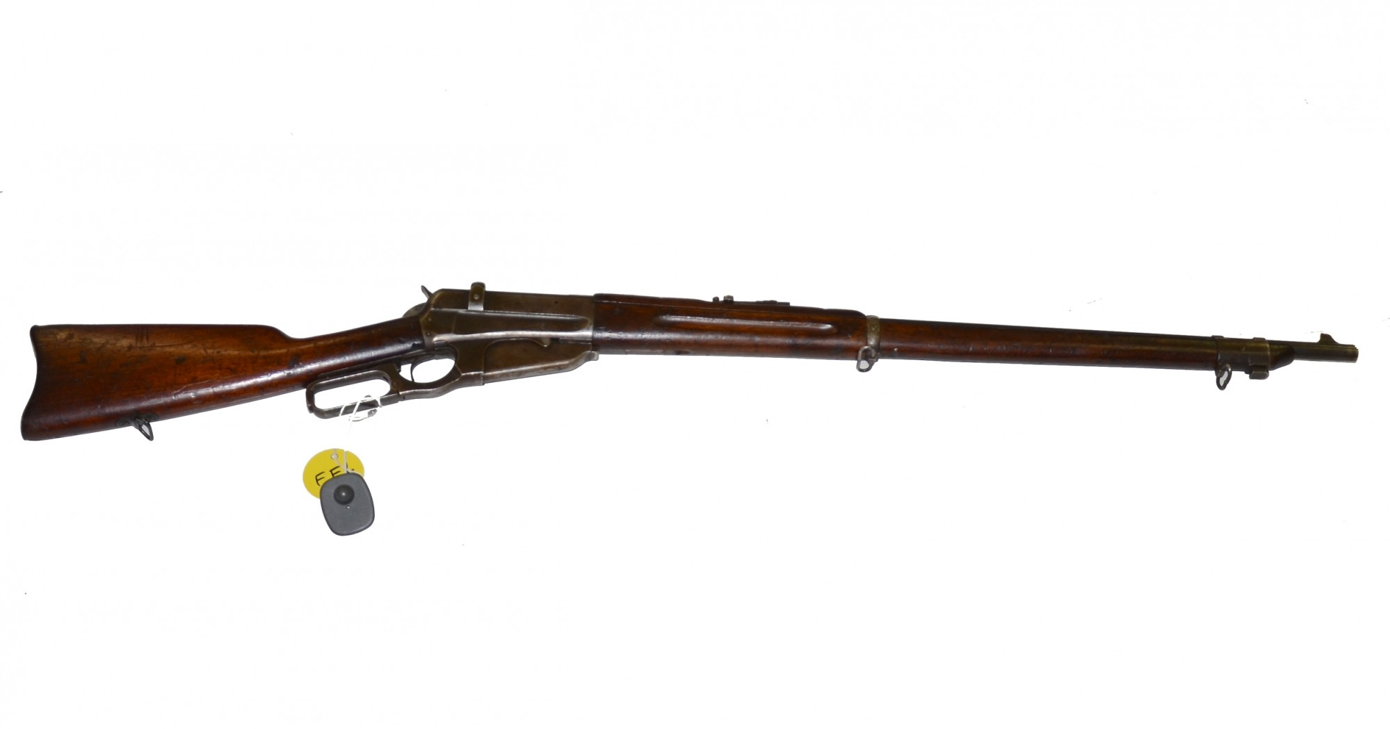 RUSSIAN CONTRACT WINCHESTER MODEL 1895