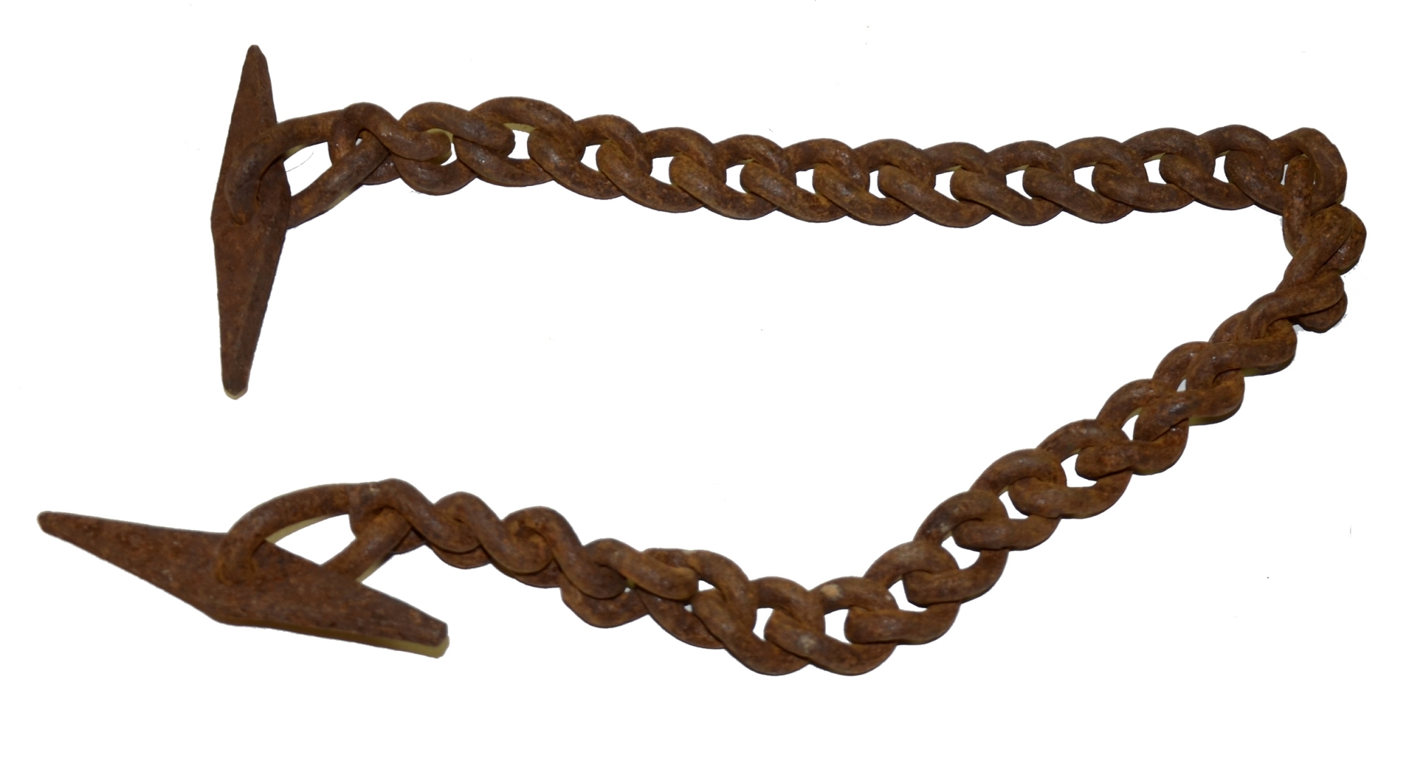 US/CS ARTILLERY CHAIN FROM GETTYSBURG