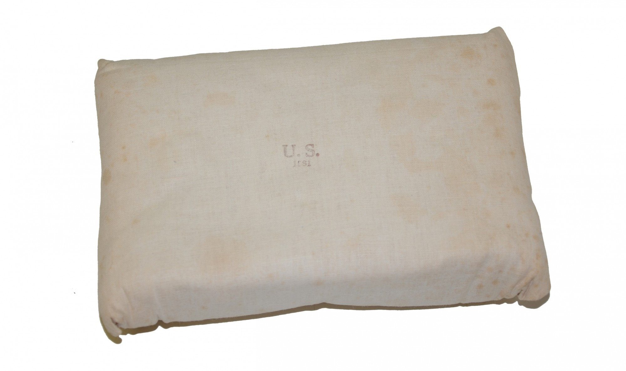 "US MEDICAL DEPARTMENT BANDAGE PACKET, DATED ""U.S. / 1861"""