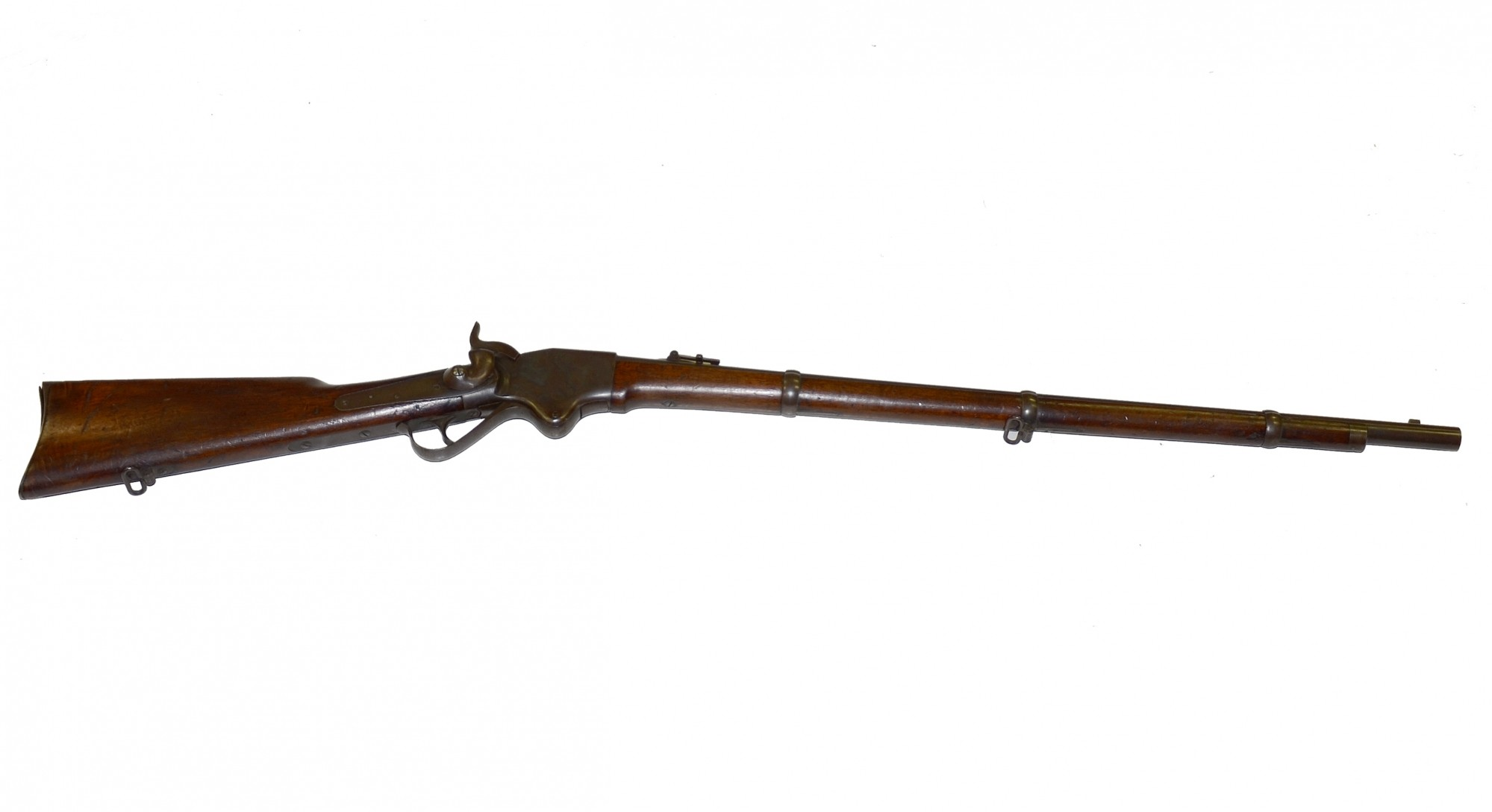 CIVIL WAR M1860 SPENCER REPEATING ARMY RIFLE