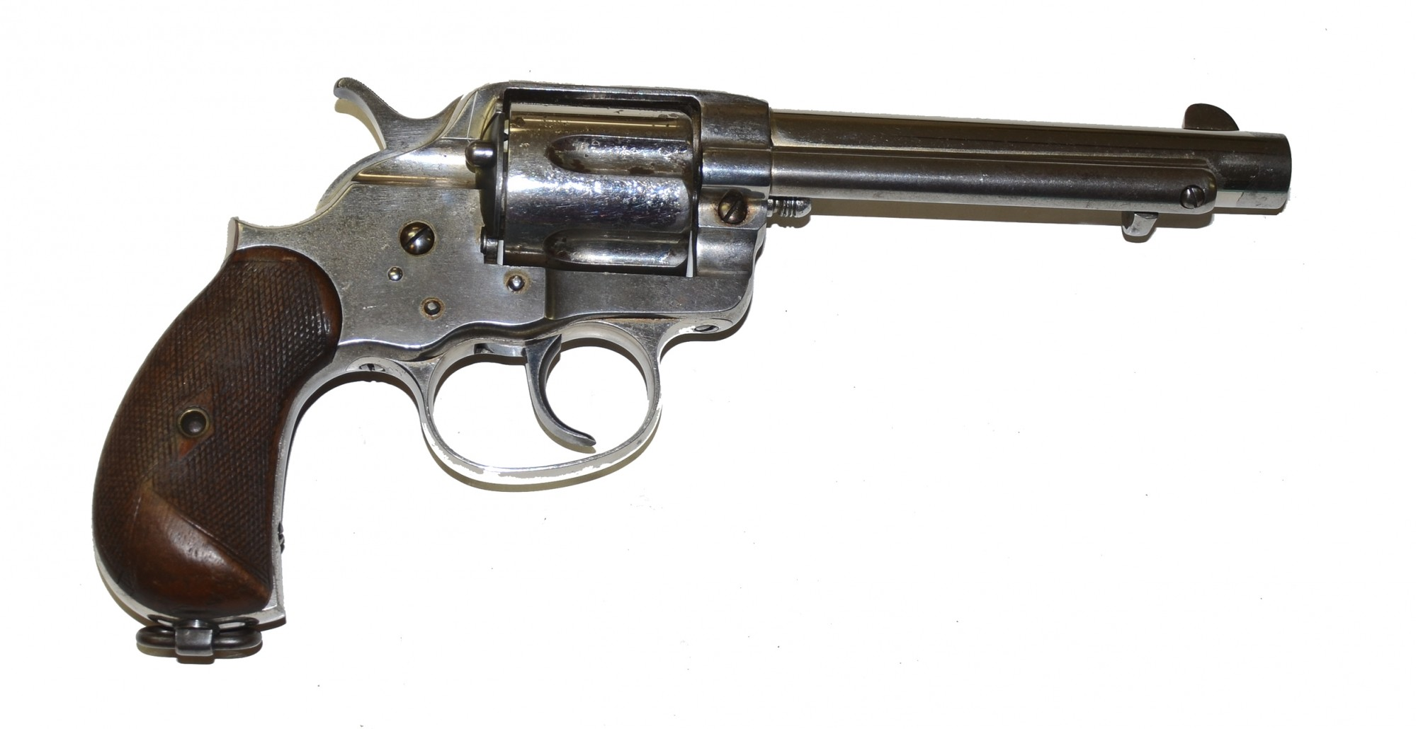 "COLT MODEL 1878 ""FRONTIER"" DOUBLE ACTION PRESENTATION REVOLVER"