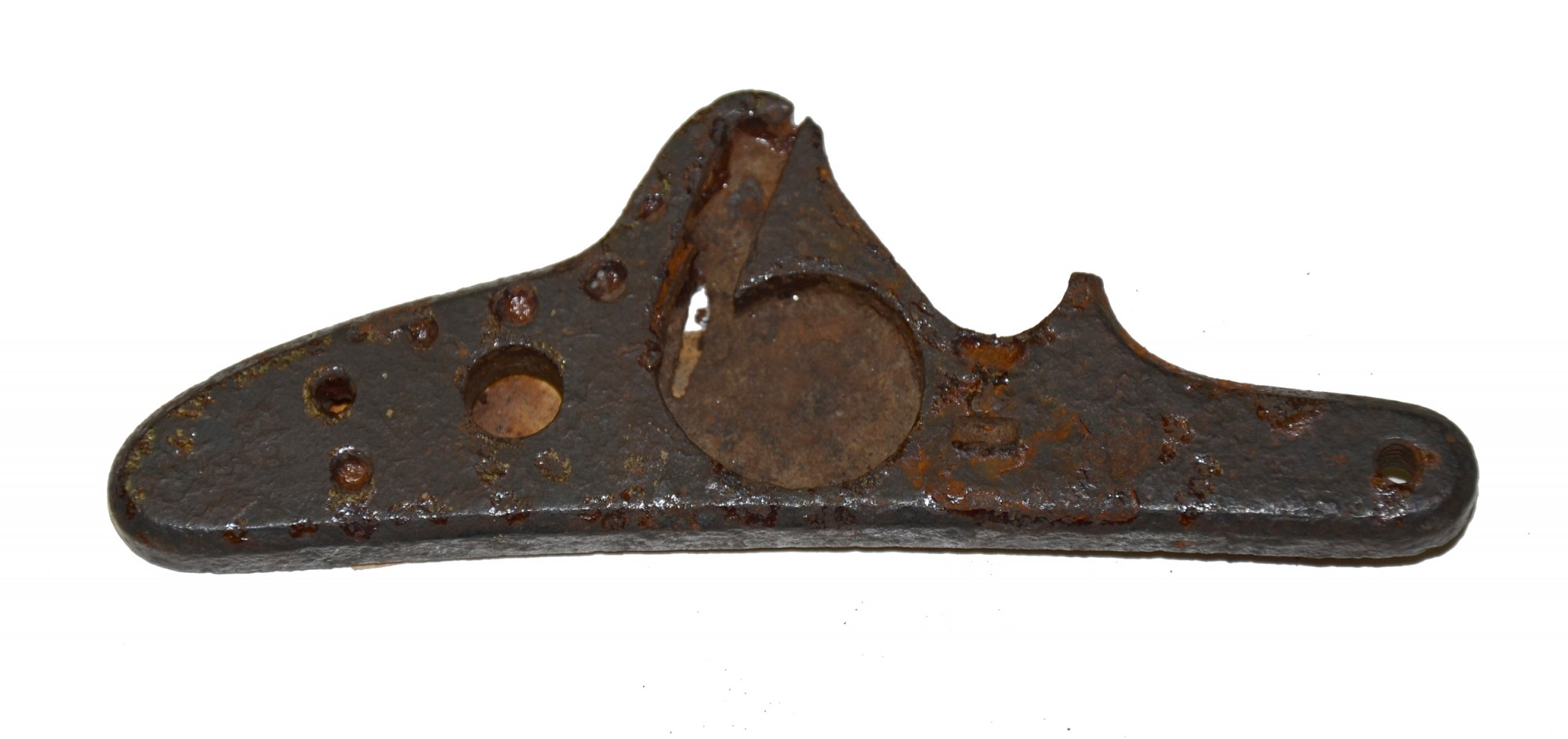 MODEL 1855 LOCKPLATE FROM WAUHATCHIE TENNESSEE