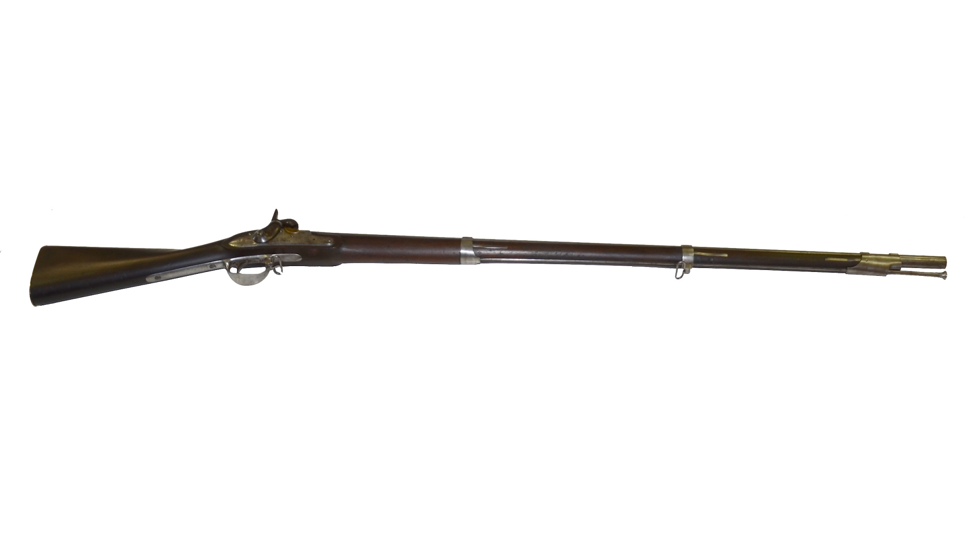 MODEL 1816 CONVERSION BY P & E W. BLAKE DATED 1826
