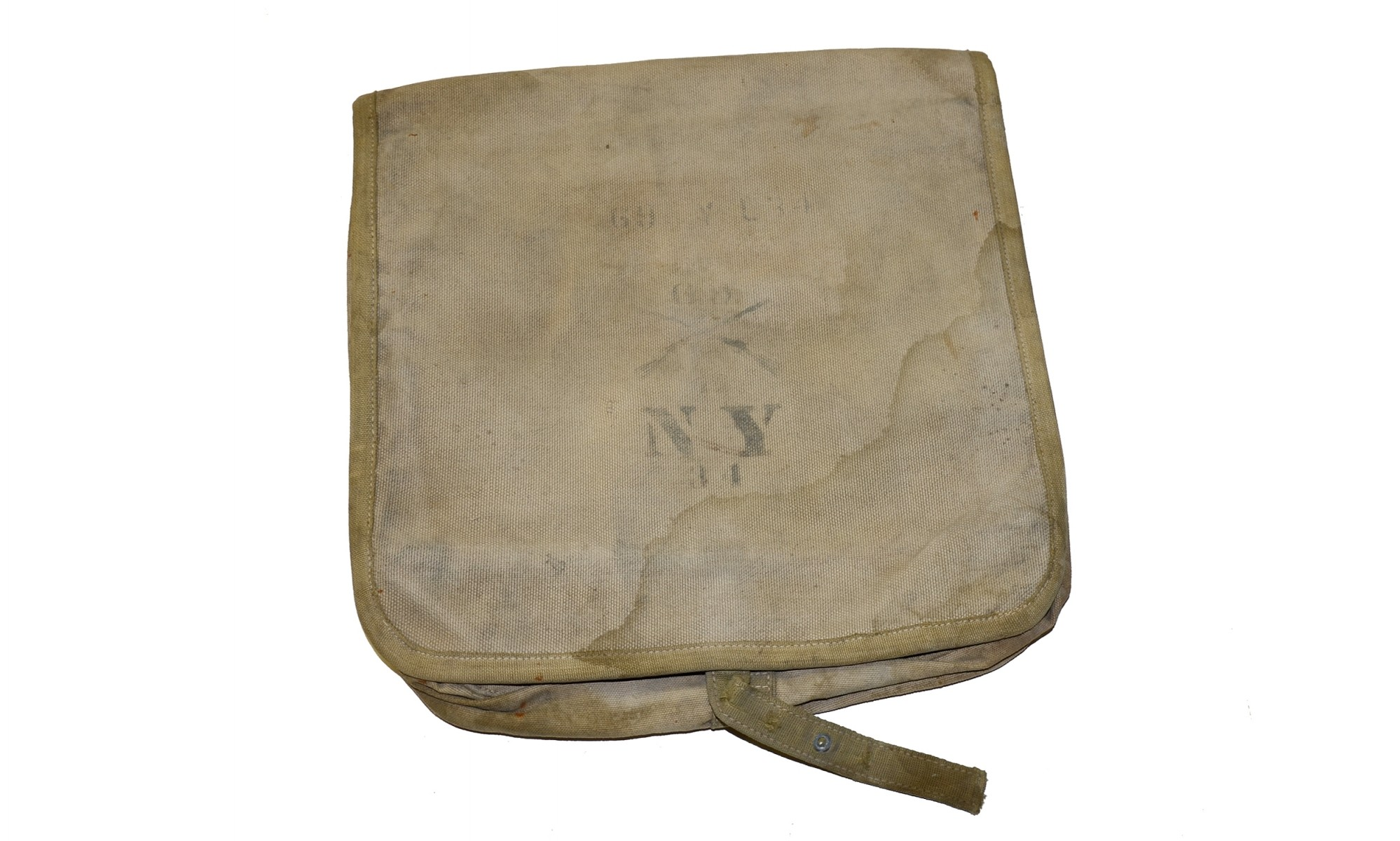 MODEL 1904 HAVERSACK ID'D TO 69TH NEW YORK INFANTRY