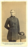 CDV 2/3 VIEW OF GEN. ROBERT ANDERSON