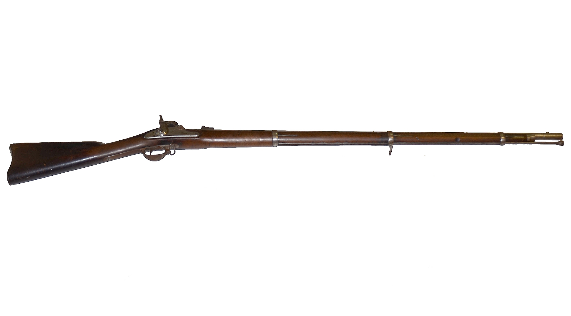 "US M1863 ""SPRINGFIELD"" RIFLE-MUSKET, TYPE II"