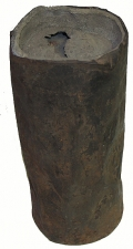 U.S. 3.67-INCH HOTCHKISS CANISTER FOR A 20 POUNDER - GETTYSBURG / GEISELMAN COLLECTION