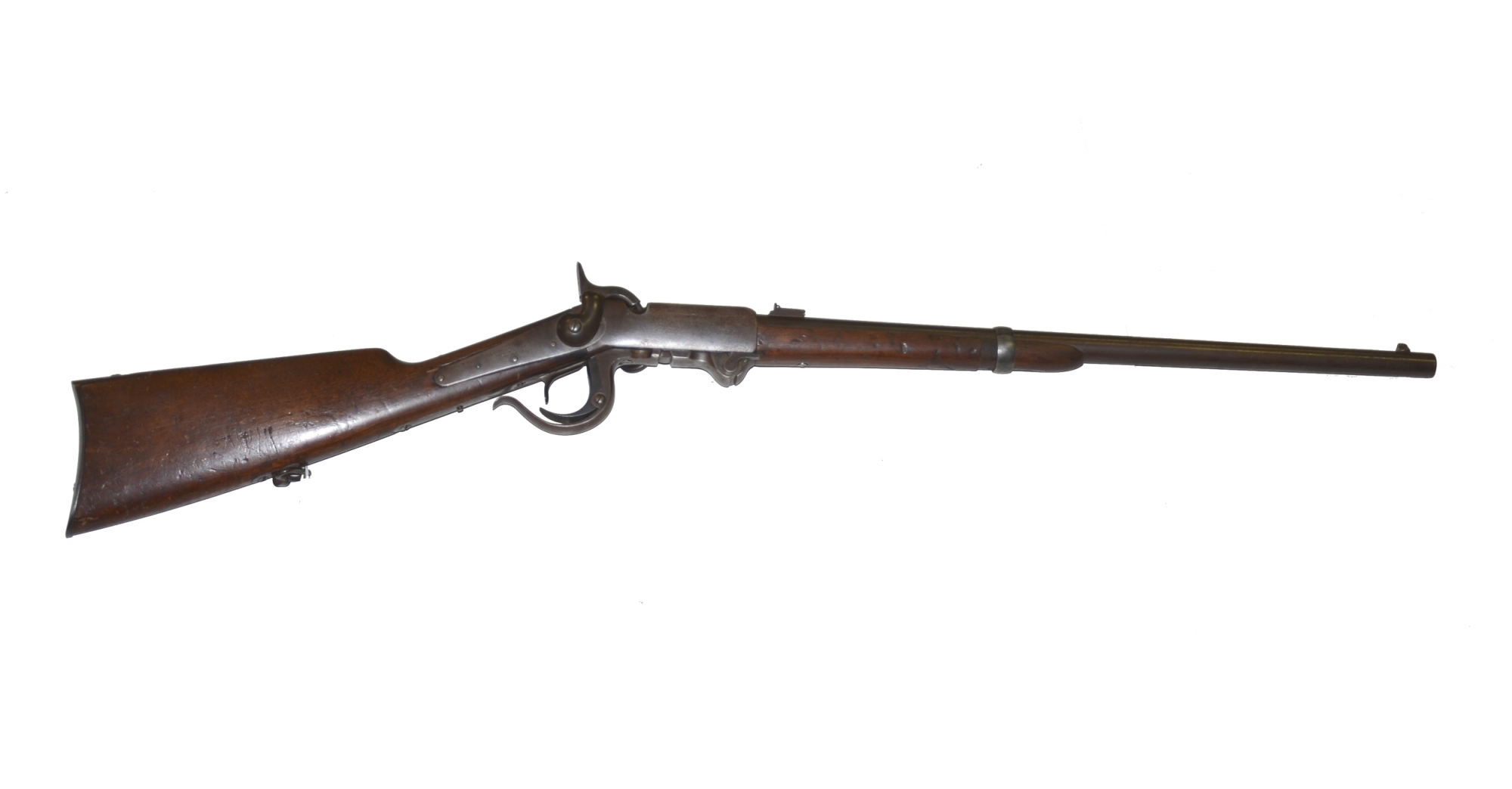 THIRD MODEL BURNSIDE CARBINE IN VERY GOOD ORIGINAL CONDITION