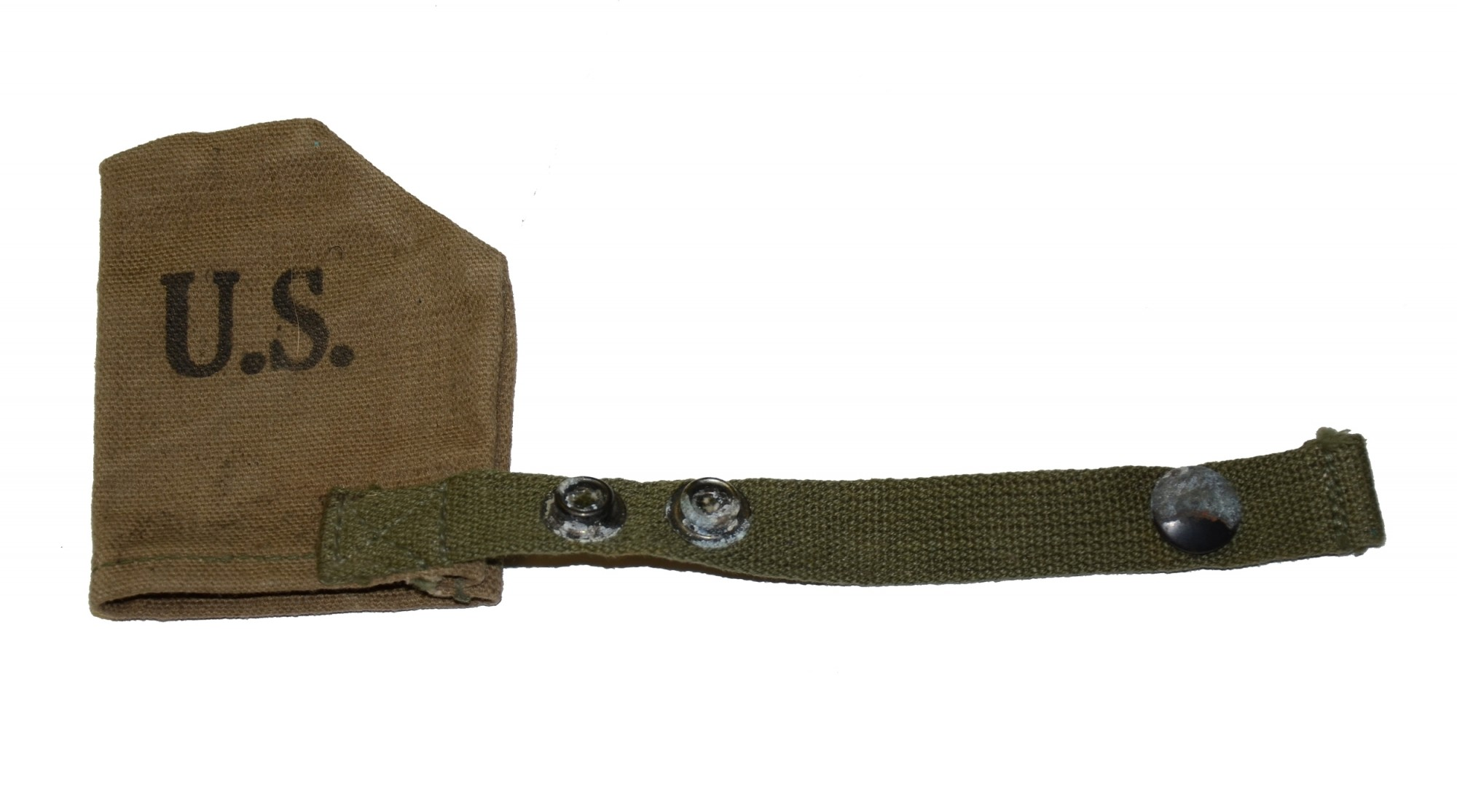 1944 DATED M-1 MUZZLE COVER