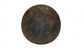 CONFEDERATE 4.52-INCH 12 POUND SPHERICAL SHELL
