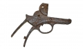 DUG FRAME FROM SINGLE ACTION STARR ARMY REVOLVER