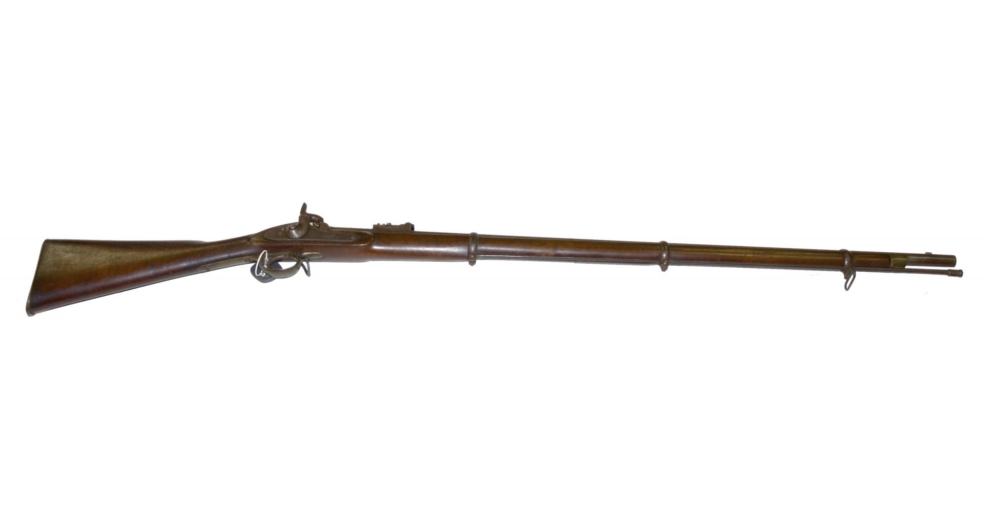 Classic Barnett Marked British 1853 Type 3 Enfield