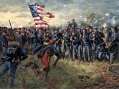 THE FIRST MINNESOTA, BATTLE OF GETTYSBURG - DON TROIANI