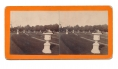 STEREO VIEW OF GETTYSBURG NATIONAL CEMETERY