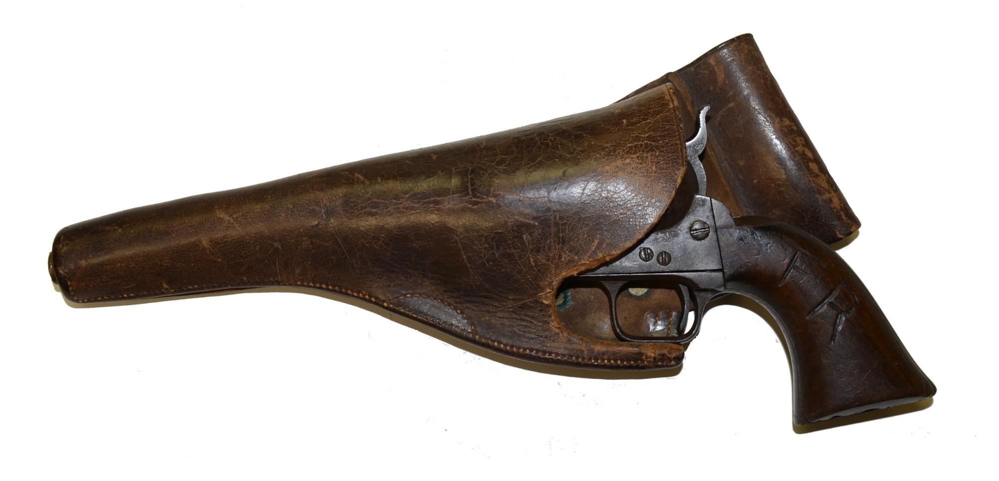 Us Navy Conversion Of The Colt Model 1851 Navy Revolver