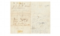SOLDIER LETTER - PVT. GEORGE WESLEY NICHOLS, CO. E, 16TH MASSACHUSETTS INFANTRY