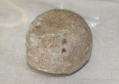 REVOLUTIONARY WAR MUSKET BALL FROM VALLEY FORGE