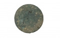 LARGE SIZE US/CS FLAT COIN STYLE JACKET BUTTON - GETTYSBURG