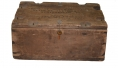 AMMUNITION SHIPPING CRATE FROM SAN ANTONIO ARSENAL 1904