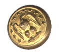 CONFEDERATE STAFF CUFF BUTTON