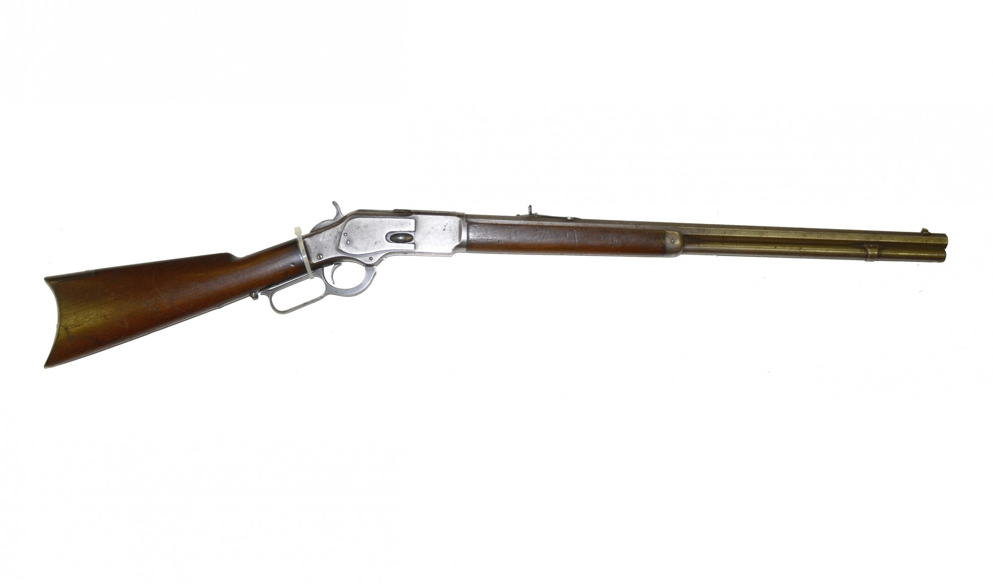 WINCHESTER 3RD MODEL 1873 LEVER-ACTION RIFLE