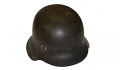 WORLD WAR TWO GERMAN ARMY HELMET
