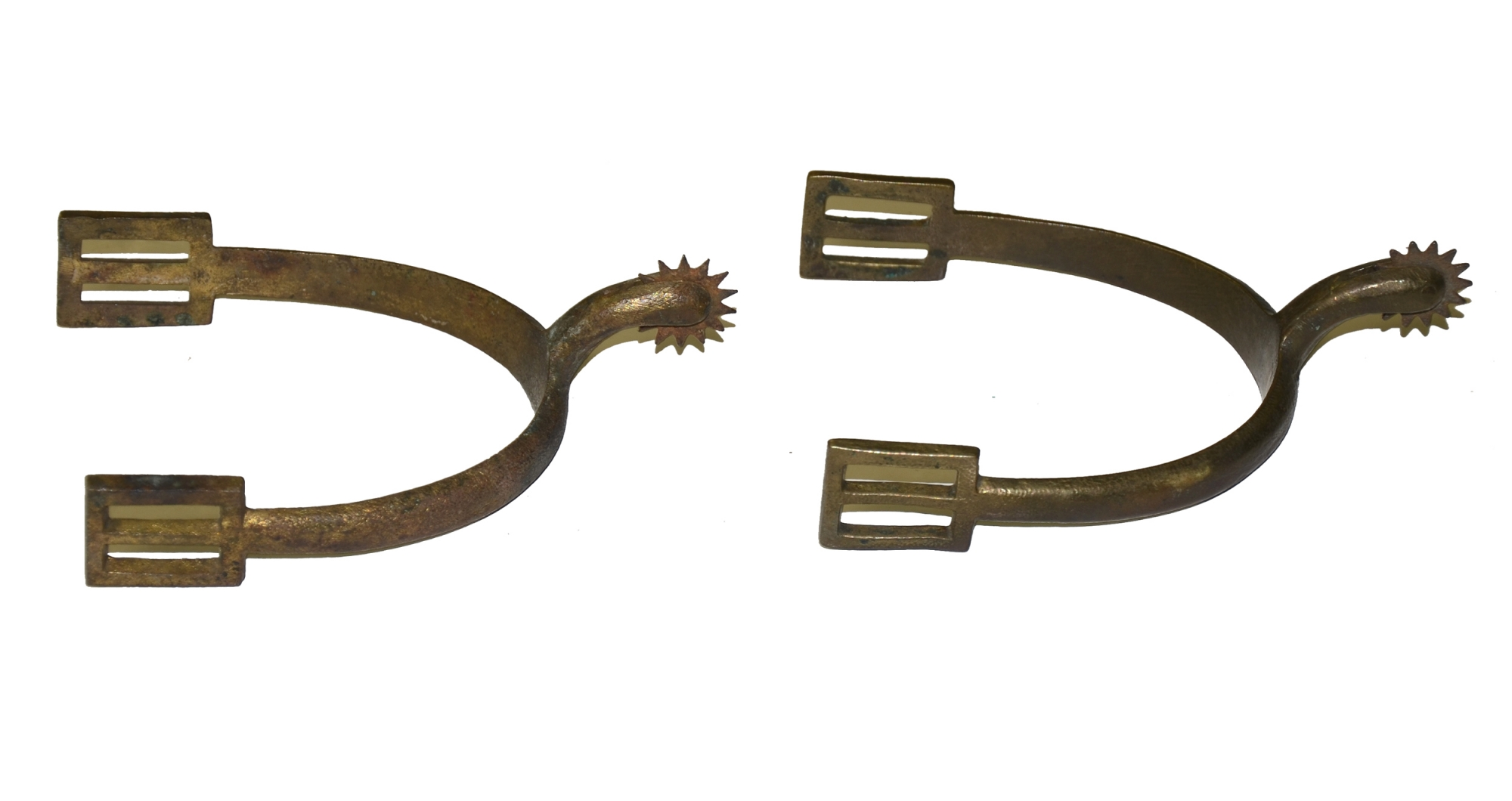 PAIR OF US CAVALRY SPURS
