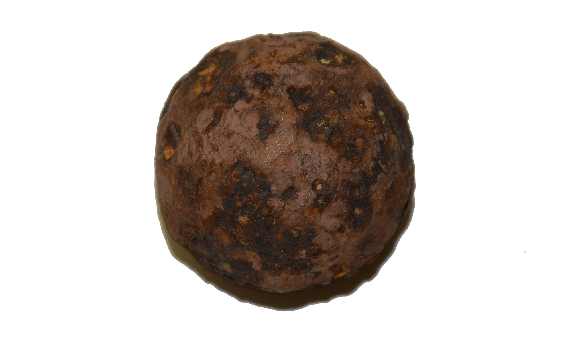 US/CS 12 LB CANISTER BALL RECOVERED AT GETTYSBURG