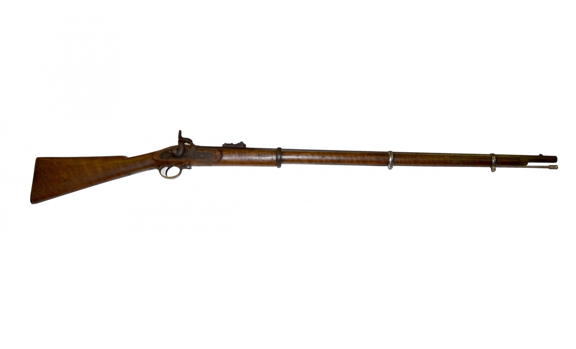'TOWER-MARKED' BRITISH PATTERN 1853 ENFIELD PERCUSSION MUSKET