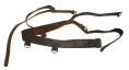 ARSENAL MARKED 1881 METCALF BELT WITH ACCESSORIES