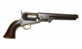 MARTIALLY-MARKED, THIRD MODEL COLT 1851 NAVY REVOLVER