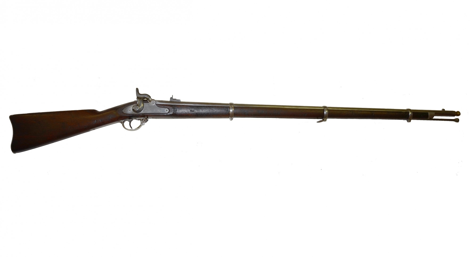 COLT MODEL 1861 'SPECIAL' MUSKET, DATED 1863
