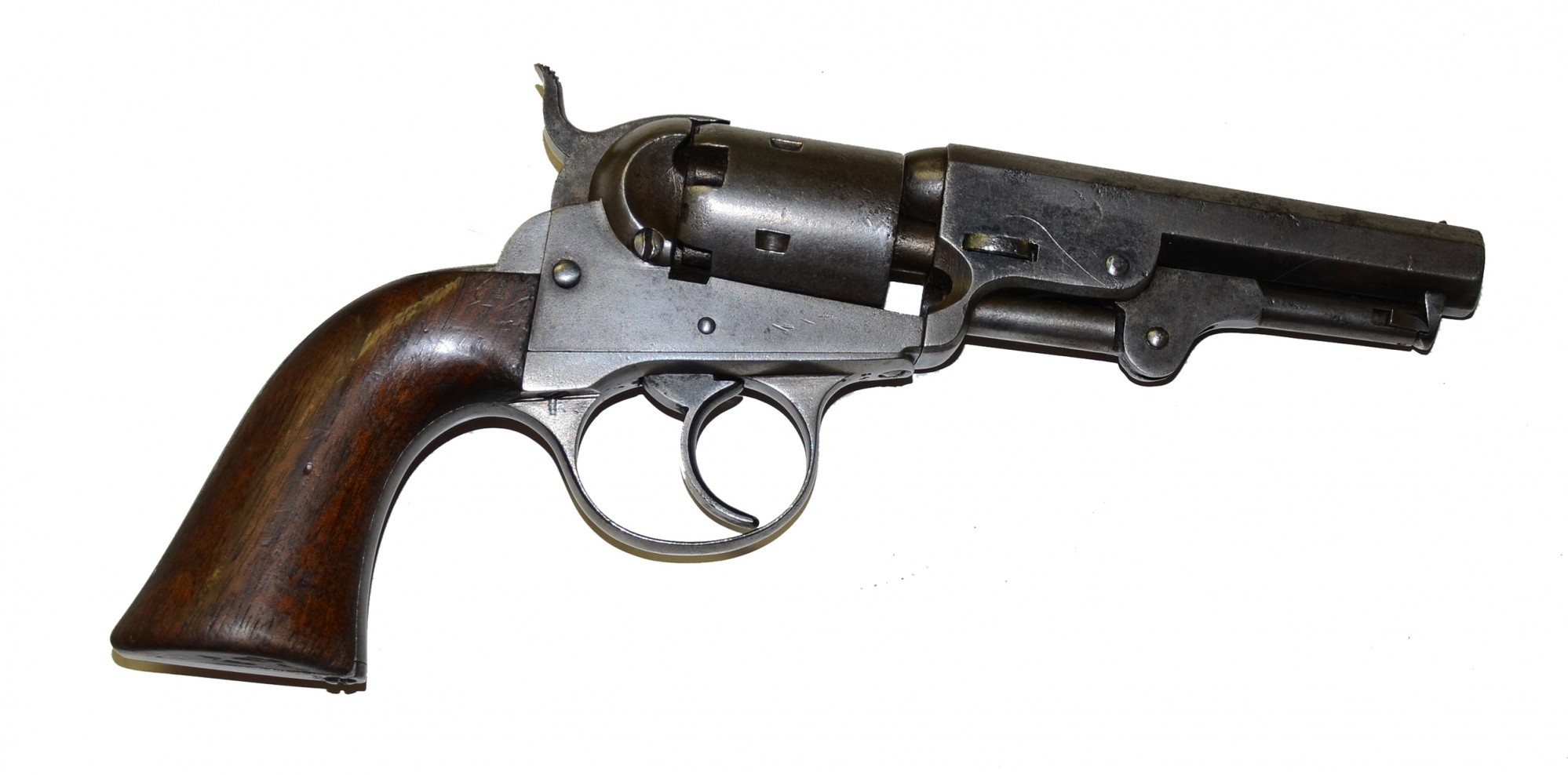 COOPER DOUBLE ACTION POCKET MODEL REVOLVER SECOND VARIATION