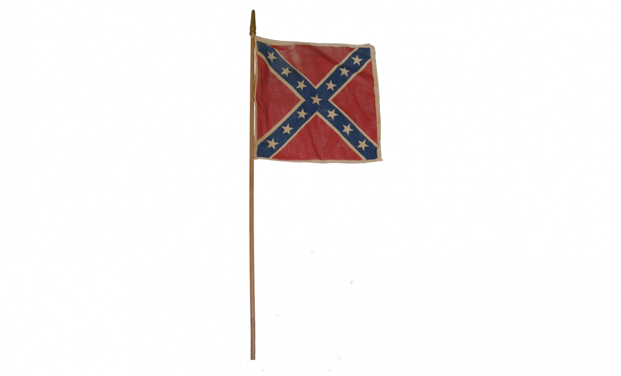 UDC MEMORIAL CONFEDERATE BATTLE FLAG