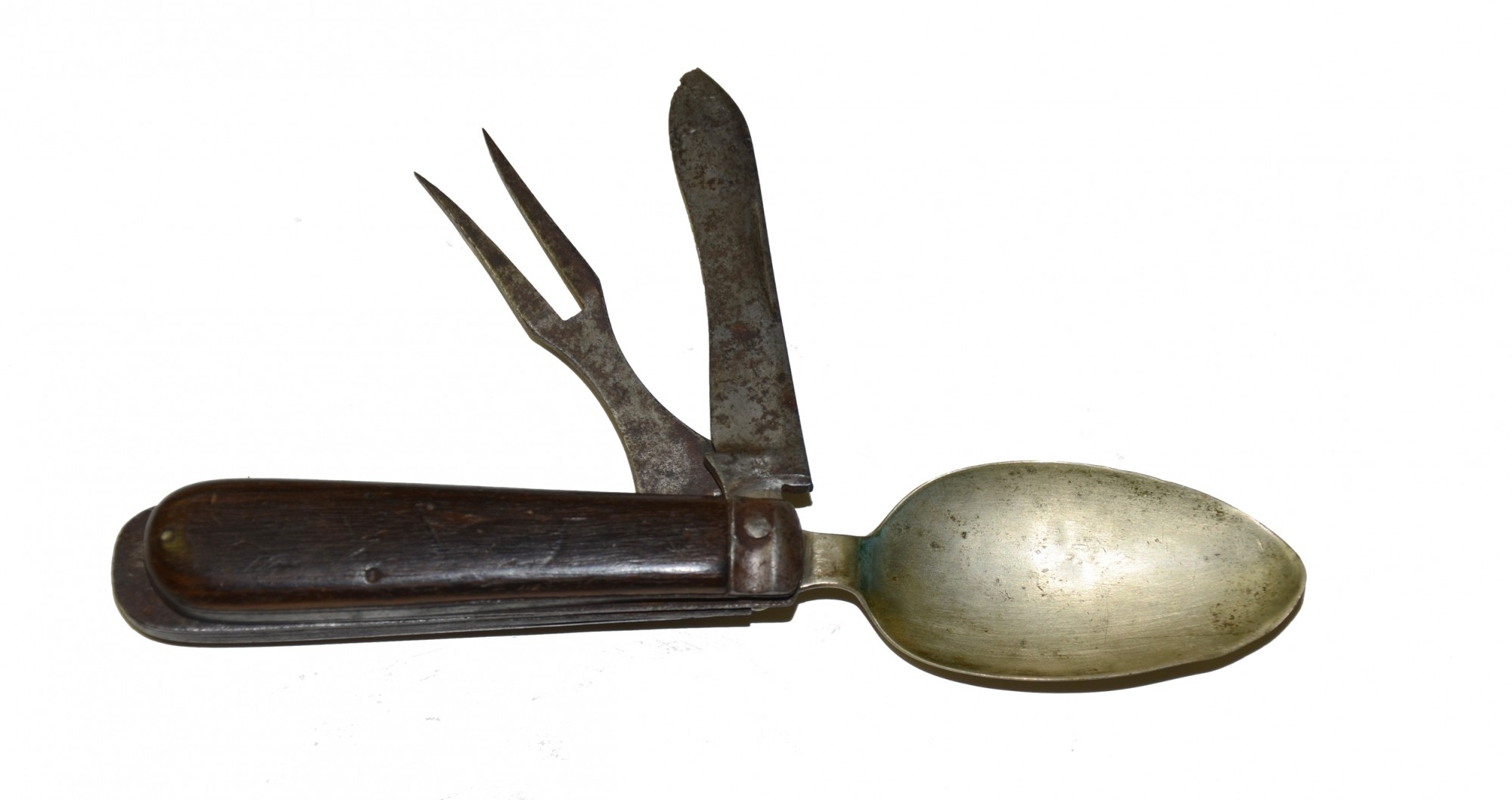CIVIL WAR COMBINATION KNIFE FORK AND SPOON