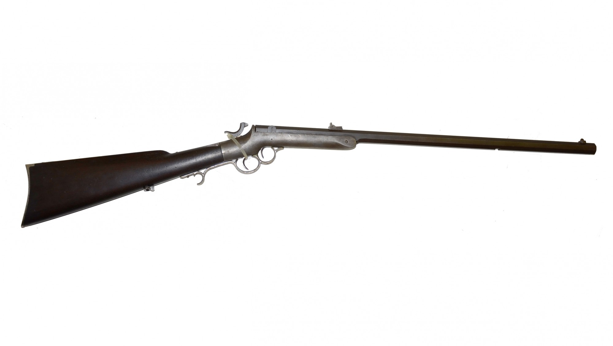 TWO-TRIGGER, FRANK WESSON RIFLE