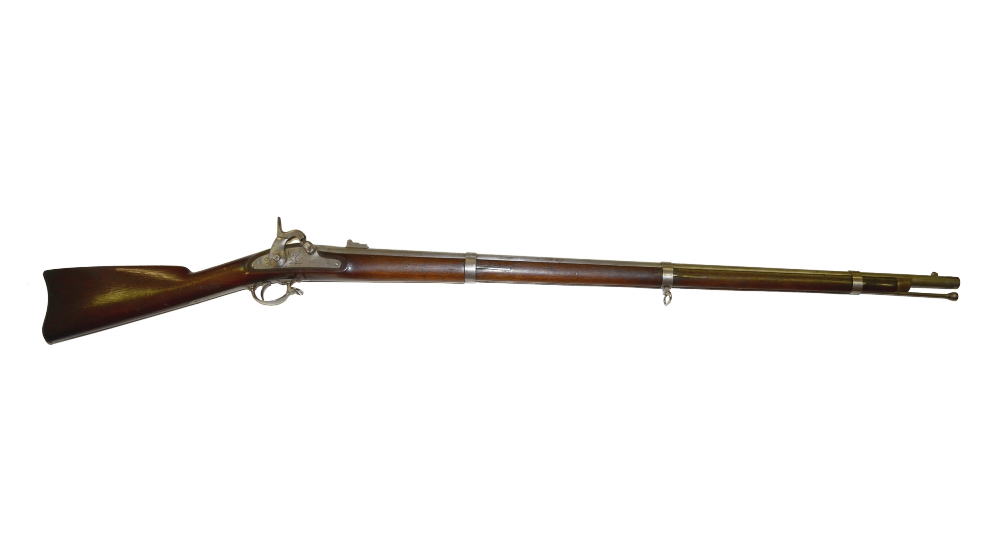 'WHITNEYVILLE' CONTRACT MODEL 1861 .58 CALIBER MUSKET DATED 1863