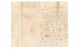 CIVIL WAR CORRESPONDENCE — OHIO COMMISSARY OFFICER & TWO BROTHERS, RE: BRIG. GEN. THOMAS WELCH, USA