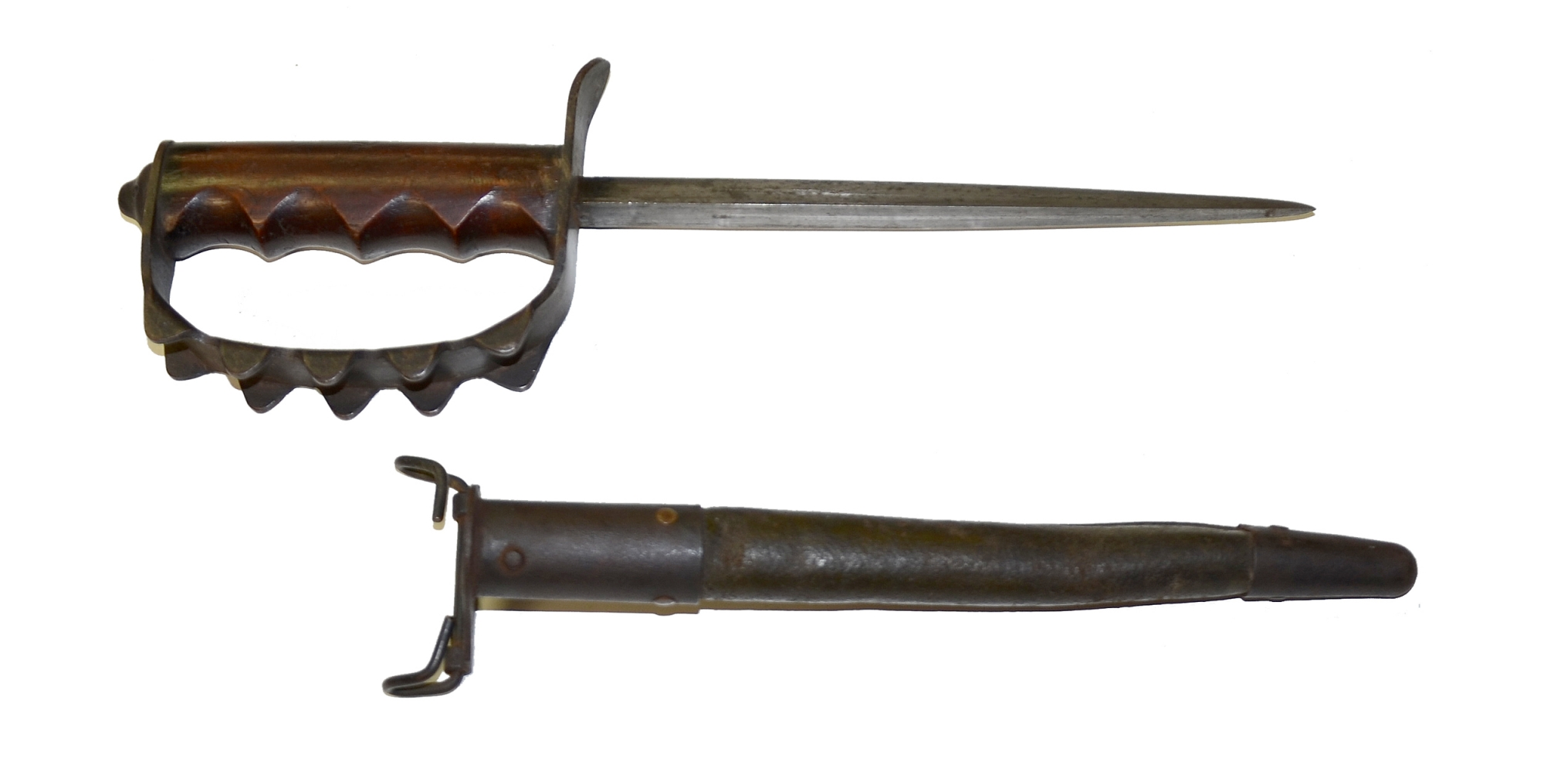 US ARMY M1917 TRENCH KNIFE