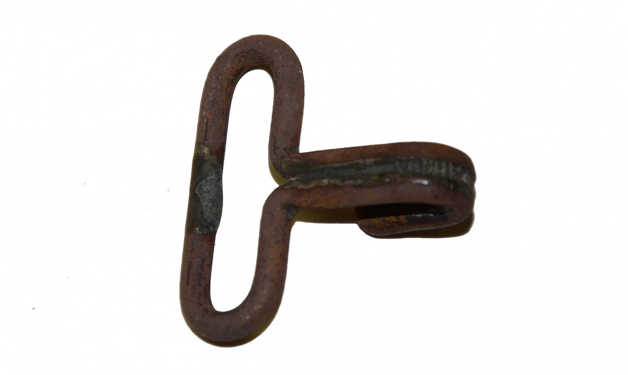 KNAPSACK CLAW HOOK RECOVERED NEAR WILLOUGHBY RUN – GETTYSBURG
